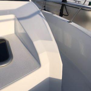 ボートコーティング ソーラーパネル glaceコーティング